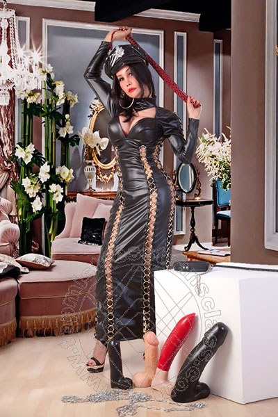 Mistress Trans Silvi Marina Cristina