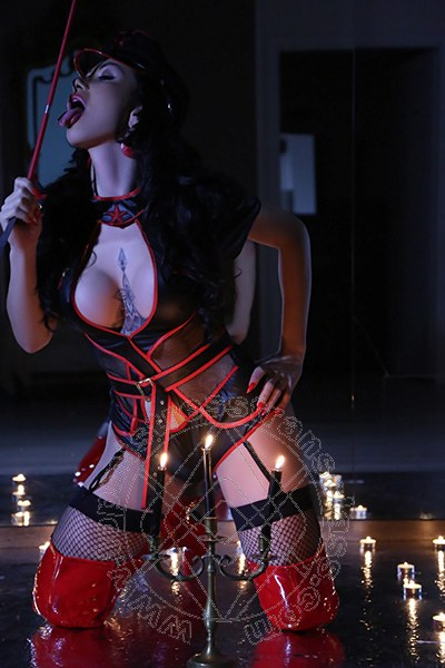 Mistress Trans Parma Gloria Voguel