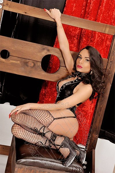 Mistress Trans Roma Lady Melissa Pozzi Pornostar