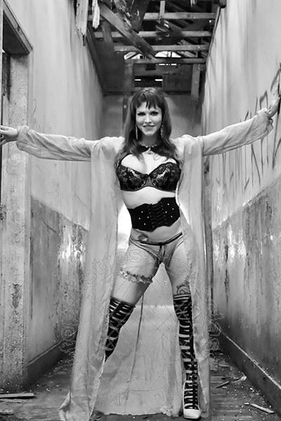 Mistress Trans Pavia Joanna