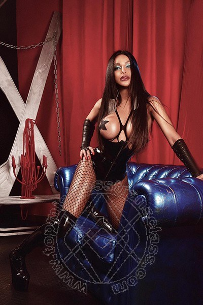 Mistress Trans Roma Padrona Lemos